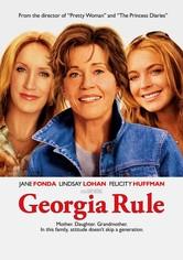 Rent Georgia Rule on DVD
