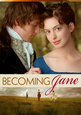 Rent Becoming Jane on DVD