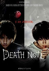 Rent Death Note on DVD