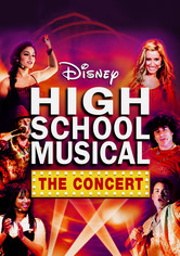Rent High School Musical: The Concert on DVD