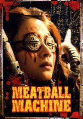 Rent Meatball Machine on DVD