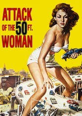 Rent Attack of the 50 Ft. Woman on DVD