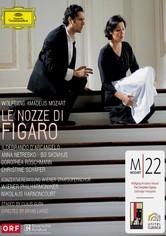 Rent Anna Netrebko: Mozart: Le Nozze di Figaro on DVD