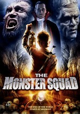 Rent The Monster Squad on DVD