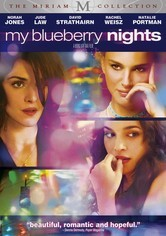Rent My Blueberry Nights on DVD
