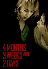 Rent 4 Months, 3 Weeks and 2 Days on DVD