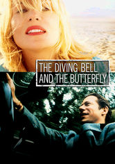 Rent The Diving Bell and the Butterfly on DVD