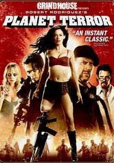 Rent Grindhouse: Planet Terror on DVD