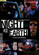 Rent Night on Earth on DVD