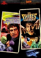 Rent Abominable Dr. Phibes / Phibes Rises... on DVD