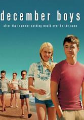 Rent December Boys on DVD