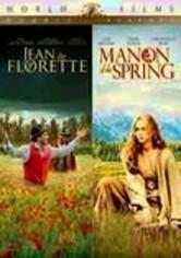 Rent Jean de Florette / Manon of the Spring on DVD
