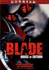 Rent Blade: House of Chthon on DVD
