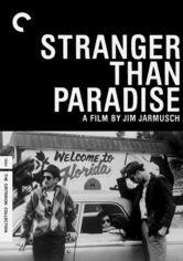 Rent Stranger than Paradise on DVD