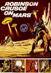 Rent Robinson Crusoe on Mars on DVD