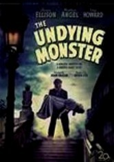 Rent The Undying Monster on DVD