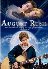 Rent August Rush on DVD