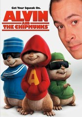 Rent Alvin and the Chipmunks on DVD