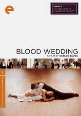 Rent Carlos Saura's: Blood Wedding on DVD