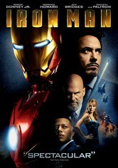 Rent Iron Man on DVD