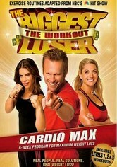 Rent The Biggest Loser: The Workout: Cardio Max on DVD