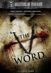 Rent Masters of Horror: The V Word on DVD