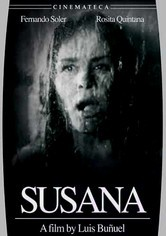 Rent Susana on DVD