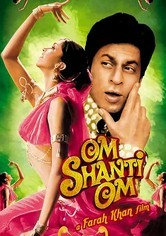 Rent Om Shanti Om on DVD