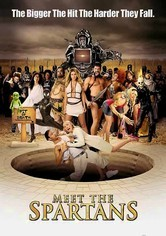 Rent Meet the Spartans on DVD