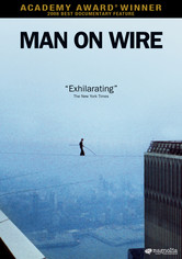 Rent Man on Wire on DVD