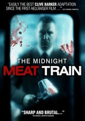 Rent The Midnight Meat Train on DVD