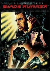 Rent Blade Runner: Theatrical & Director's Cut on DVD