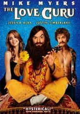 Rent The Love Guru on DVD