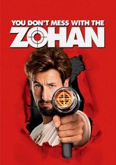Rent You Don't Mess with the Zohan on DVD