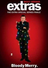 Rent Extras: The Extra Special Series Finale on DVD