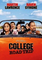Rent College Road Trip on DVD