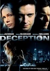 Rent Deception on DVD