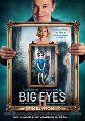 Rent Big Eyes on DVD