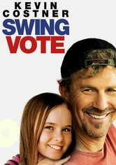 Rent Swing Vote on DVD
