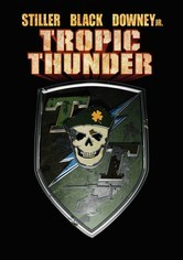 Rent Tropic Thunder on DVD