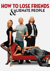 Rent How to Lose Friends & Alienate People on DVD