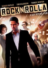 Rent RocknRolla on DVD