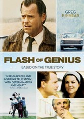 Rent Flash of Genius on DVD