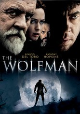 Rent The Wolfman on DVD