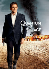 Rent Quantum of Solace on DVD