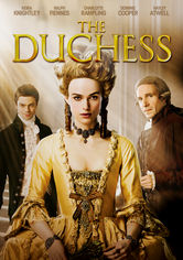 Rent The Duchess on DVD