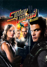 Rent Starship Troopers 3: Marauder on DVD