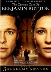 Rent The Curious Case of Benjamin Button on DVD