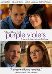 Rent Purple Violets on DVD