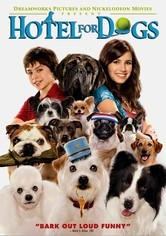 Rent Hotel for Dogs on DVD